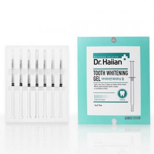 Gel Làm Trắng Răng Dr.Haiian 7 Days Miracle Tooth Whitening Gel