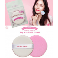 Mút Thoa Phấn Etude House Magic Any Cushion Pink Puff (1cái)