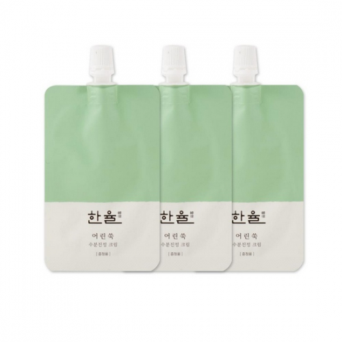 Kem Dưỡng Ẩm Và Phục Hồi Da Hanyul Pure Artemisia Watery Calming Cream Sample - 3ml Dùng Thử