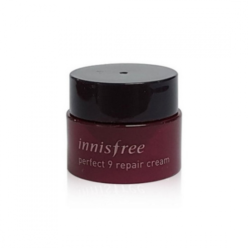 Kem Dưỡng Chống Lão Hóa Da Innisfree Perfect 9 Repair Cream Sample 5ml (Dùng thử)