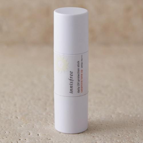 Kem Chống Nắng Dạng Thỏi 2 Đầu Dưỡng Trắng Da Innisfree Daily UV Protection Stick SPF50+ PA+++