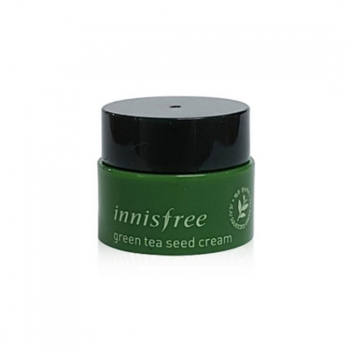 Kem Dưỡng Ẩm Chiết Xuất Hạt Mầm Trà Xanh Innisfree The Green Tea Seed Cream Sample 5ml - Dùng thử