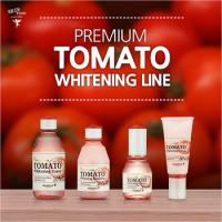 Bộ Dưỡng Trắng Da Chiết Xuất Cà Chua SkinFood Premium Whitening Tomato Set