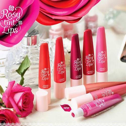 [Đồng giá 99K] Son Kem Etude House Rosy Tint Lips