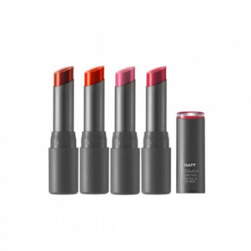 [BIG DEALS] Son Lì Dạng Thỏi The Face Shop Matt Touch Lipstick