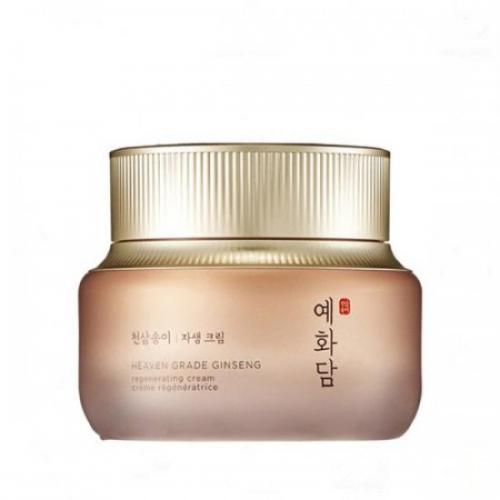 Kem Dưỡng Chống Lão Hóa Chiết Xuất Hồng Sâm Yehwadam Heaven Grade Ginseng Regenerating Cream 50ml