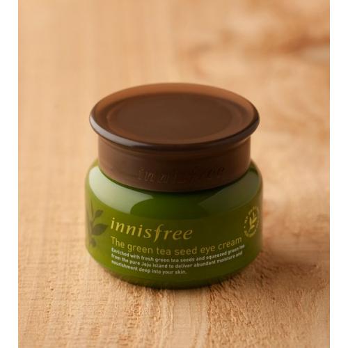 Kem Dưỡng Mắt Trà Xanh Innisfree The Green Tea Seed Eye Cream 30ml