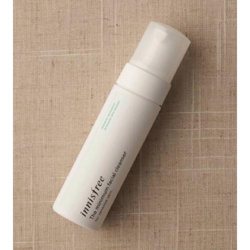 Sữa Rửa Mặt Dạng Bọt Cho Da Nhạy Cảm Innisfree The Minimum Facial Cleanser for Sensitive Skin 70ml