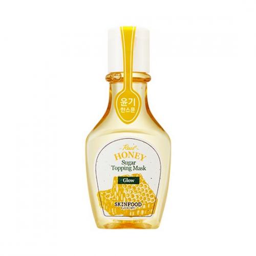 [BIG SALES] Mặt Nạ Chiết Xuất Mật Ong Skinfood Sugar Topping Mask Real Honey