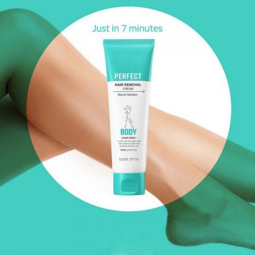 [HOT] Kem Tẩy Lông Trong 7 Phút Some By Mi Perfect Hair Removal Cream 120g