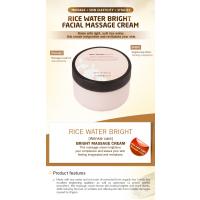 [BIG SALES] Kem Mátxa Dưỡng Trắng The Face Shop Rice Water Bright  - 200ml