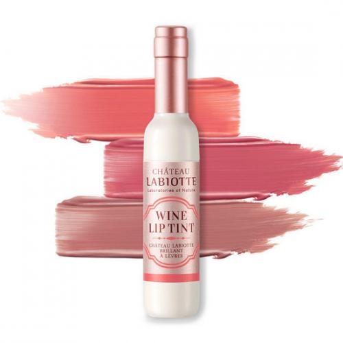 [BIG SALES] Son Kem Rượu Vang Chateau Labiotte Wine Lip Tint (Velvet) 6g