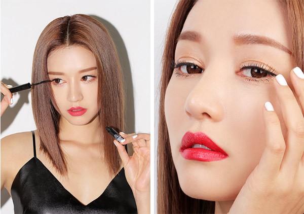 Mascara Siêu Mảnh Làm Cong Và Dày Mi 3CE Super Slim Skinny Mascara