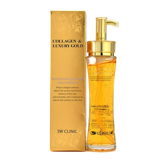 Tinh Chất Dưỡng Trắng Da 3W Clinic Collagen Luxury Gold