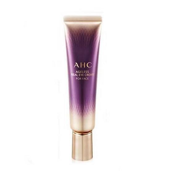 Kem Dưỡng Mắt Cải Thiện Nếp Nhăn AHC Ageless Real Eye Cream For Face Season7 30ml