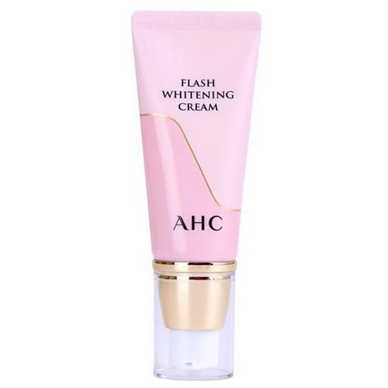 Kem Dưỡng Trắng Da Chiết Xuất Từ Tự Nhiên AHC Flash Whitening Cream
