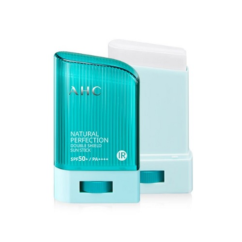 Kem Chống Nắng Dạng Thỏi AHC Natural Perfection Double Shield Sun Stick SPF 50+ PA ++++ 22g