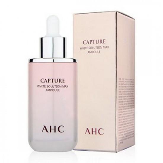 Tinh Chất Chăm Sóc Da Trắng Hồng Tự Nhiên AHC Capture White Solution Max Ampoule