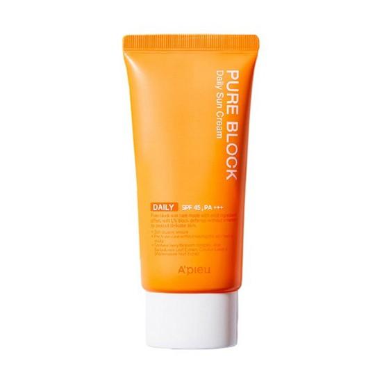 Kem Chống Nắng Hằng Ngày A'Pieu Pure Block  Daily Sun Cream SPF45 PA+++ 50ml
