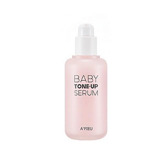 Tinh Chất Dưỡng Trắng Hồng da A'pieu Baby Tone -Up Serum 65ml