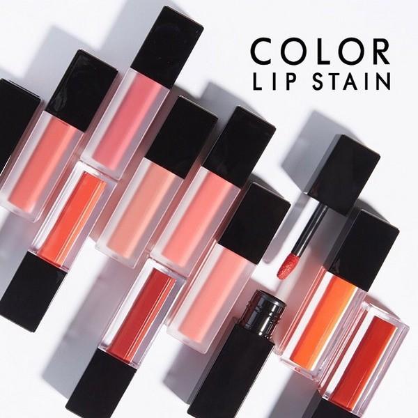 Son Kem Lì Apieu Siêu Mịn Môi Color Lip Stain Matte Fluid