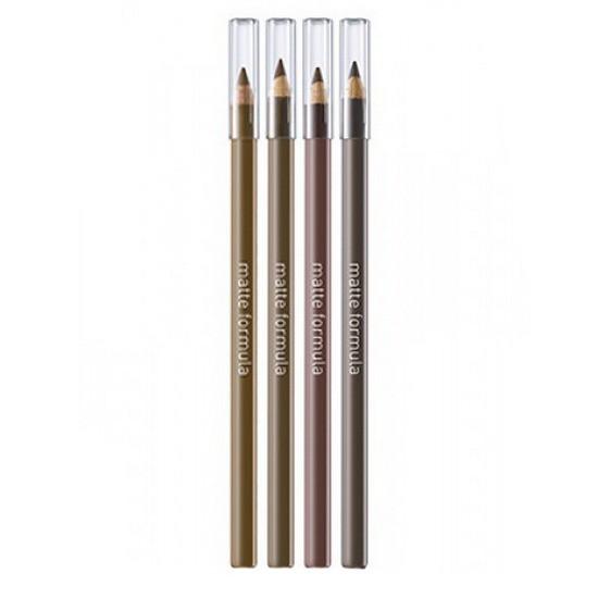 Chì Kẻ Mày Lâu Trôi Aritaum Matte Formula Eye Brow Pencil 3g