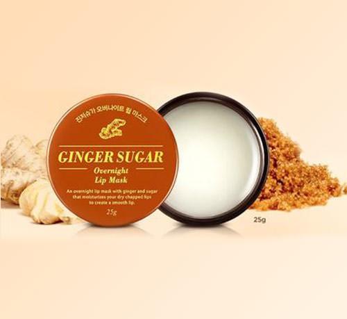 Mặt Nạ Ngủ Trị Thâm Môi Aritaum Ginger Sugar Over Night Lip Mask – 25g