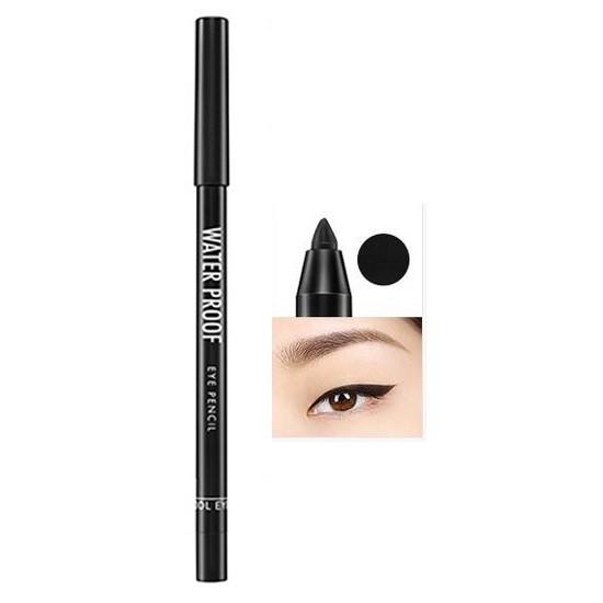 Chì Kẻ Mắt Chống Lem Trôi Aritaum Idol Water Proof Eye Pencil (Màu Đen)