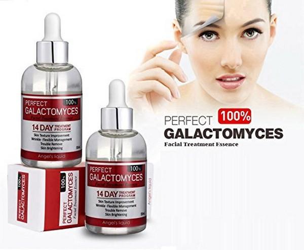 Tinh Chất Dưỡng Trắng Phục Hồi Tái Tạo Làn Da Angel's Liquid Perfect Galactomyces 14 Days Treatment Essence 55ml