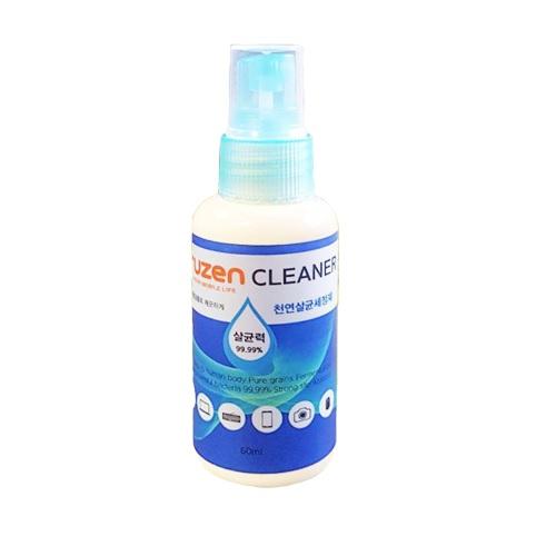 Xịt Sát Khuẩn Phòng Tránh Bệnh Dịch Cruzen Cleaner 60ml