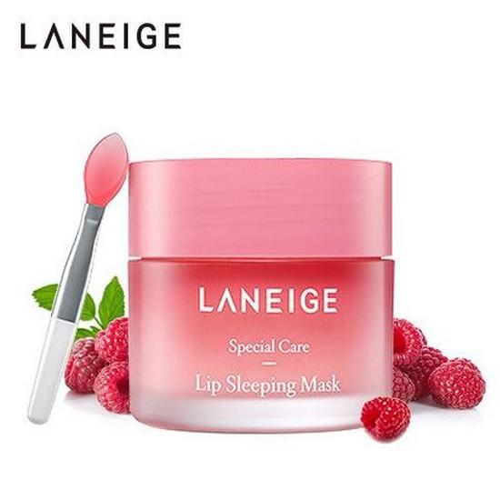 [BIG SALES] Mặt Nạ Ngủ Dưỡng Ẩm Môi Và Phục Hồi Môi Thâm Laneige Lip Sleeping Mask (Berry) 20g