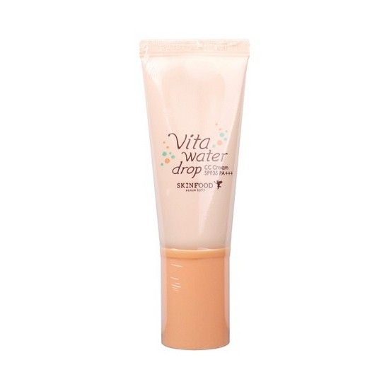 Kem Nền 5 Công Dụng Trong 1 Skinfood Vita Water Drop CC Cream SPF 35+ PA+++