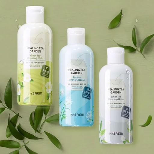 4 loại nước tẩy trang The Saem giá rẻ giật mình mà chất lượng xịn sò khiến các chị em cứ phải mua đi mua lại