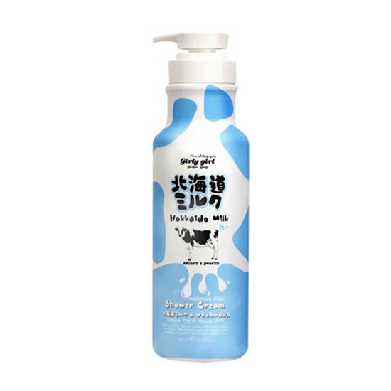 Sữa Tắm Trắng Beauty Buffet Hokkaido Milk Whitening AHA 700ml