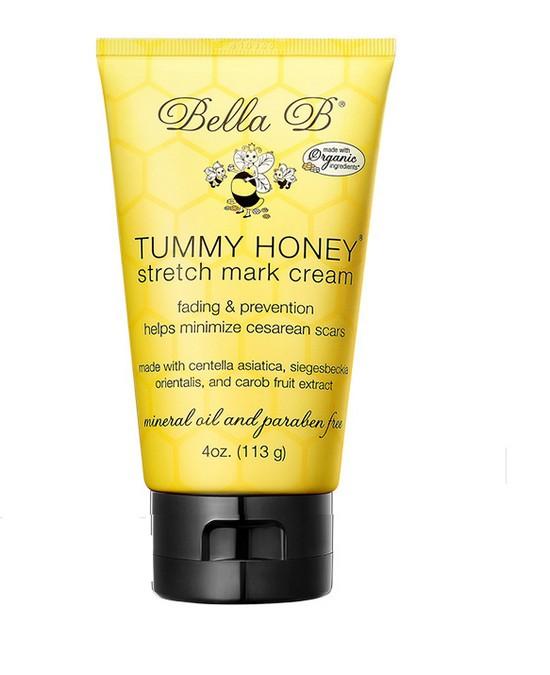Kem Đặc Trị Rạn Và Làm Mịn Da Bella B Tummy Honey Cream Stretch Mark Fading