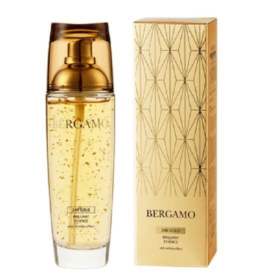 Tinh Chất Dưỡng Da Vàng 24K Bergamo 24K Brilliant Essence