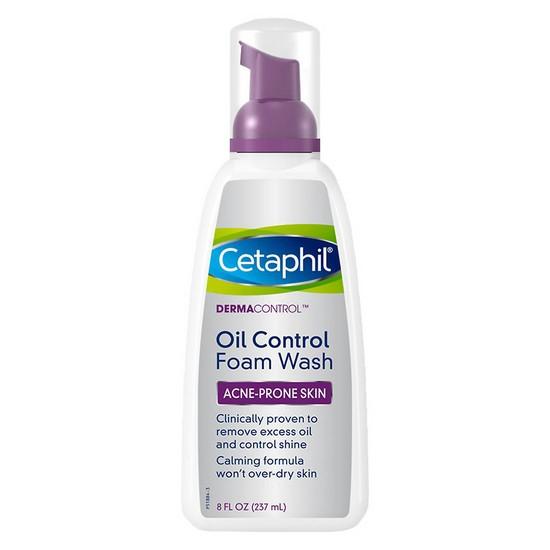 Sữa Rửa Mặt Kiểm Soát Dầu Giảm Mụn Cetaphil Dermacontrol Oil Control Foam Wash