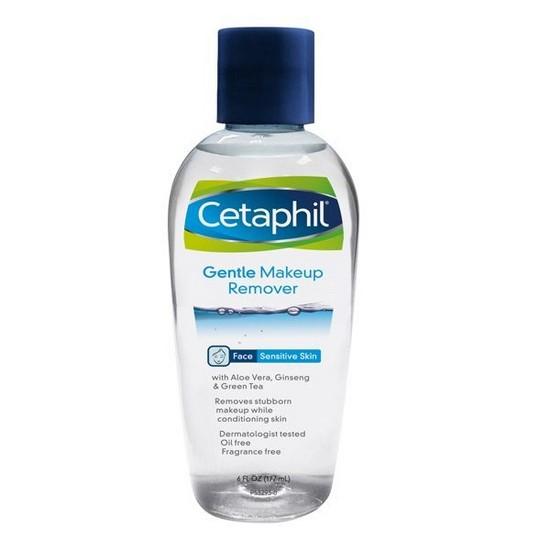 Nước Tẩy Trang Sạch Da Mịn Nhẹ Cetaphil Gentle Makeup Remover