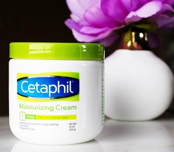 Kem Dưỡng Ẩm Làm Mịn Da Toàn Thân Cetaphil Moisturizing Cream 453g