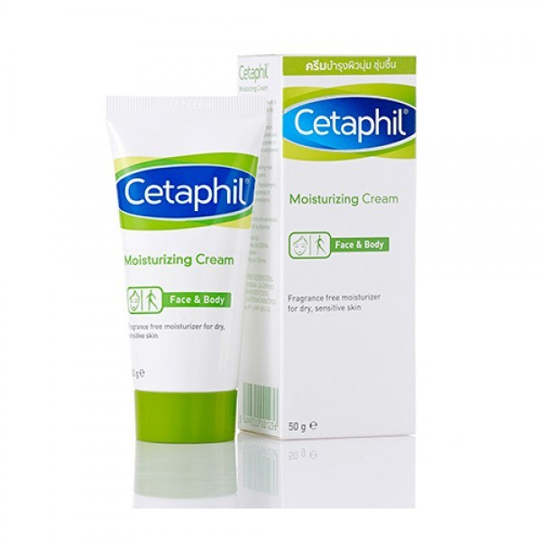 Kem Dưỡng Ẩm Làm Mềm Mịn Da Cetaphil Moisturizing Cream 50g