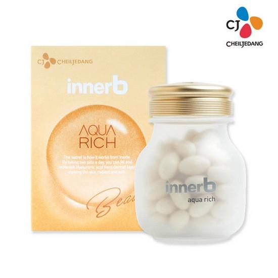[BIG SALES] Viên Uống Cấp Nước Và Bổ Sung Collagen Cheiljedang Innerb Aqua Rich