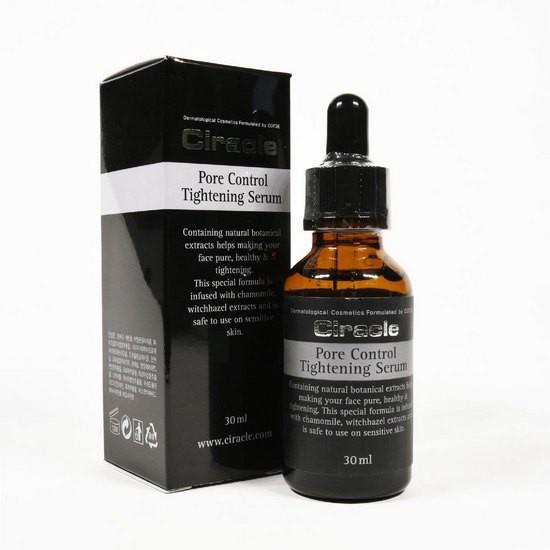 Tinh Chất Se Khít Lỗ Chân Lông Ciracle Pore Control Tightening Serum