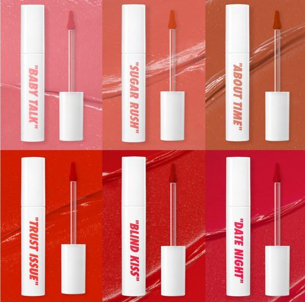[BEST SELLER] Son Kem Lì Mềm Mịn Môi Candy Lab Creampop The Velvet Lip Color