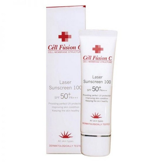 Kem Chống Nắng Cell Fusion C Laser Sunscreen 100 SPF50+ PA+++