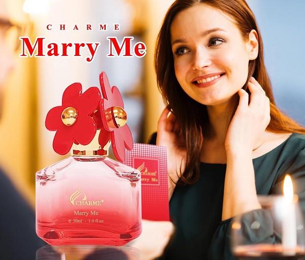 Nước Hoa Nữ Charme Marry Me 30ml