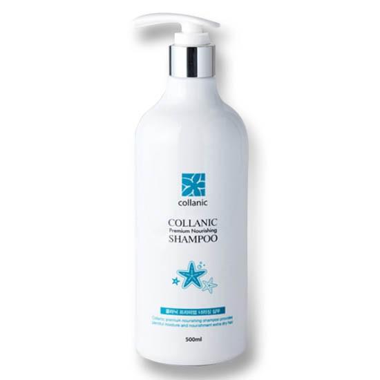 [BIG SALE] Dầu Gội Tinh Chất Collagen Sao Biển Dưỡng Ẩm Chuyên Sâu Và Chăm Sóc Tóc Khô Collanic Premium Nourishing Shampoo