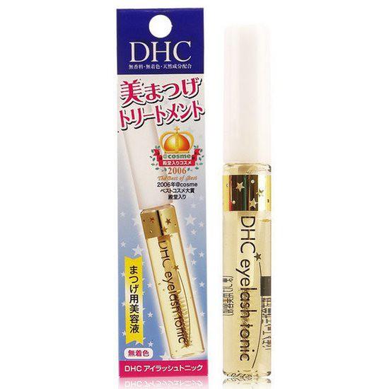 Serum Dưỡng Mi Dài Và Cong DHC Eyelash Tonic