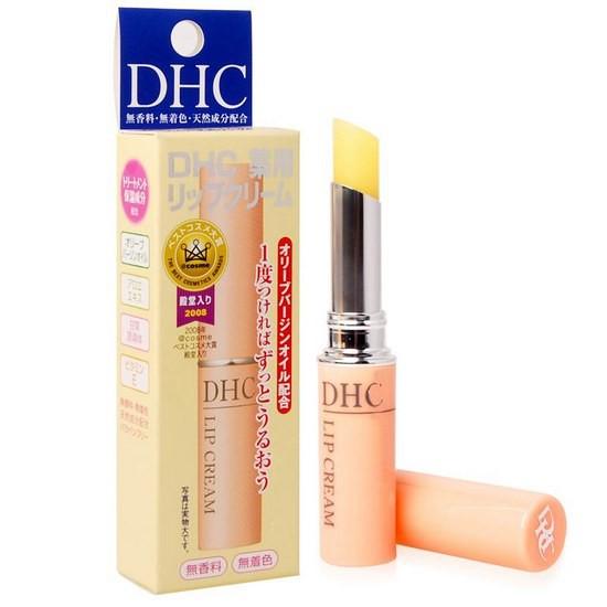 Son Dưỡng Và Trị Thâm Môi DHC Lip Cream