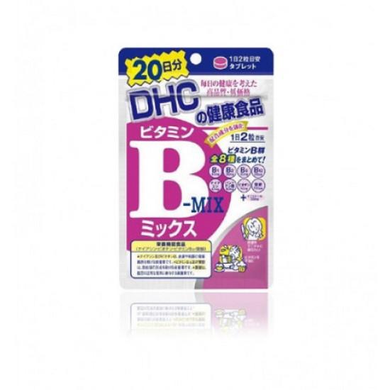 Viên Uống Sáng Mịn Da DHC Vitamin B Mix 20