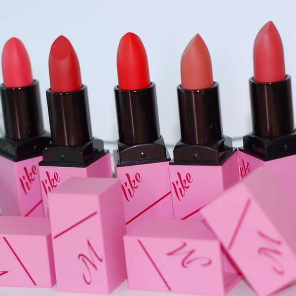 [BIG SALES] Son Thỏi Lì Siêu Đẹp Like M Deep Lipstick